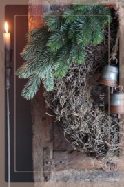 Krans Pinar bush | Naturel 50 cm