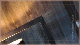 Indus vloerlamp | metaal 160 cm