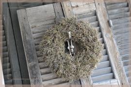 Krans Iron Brunch | Naturel 35cm