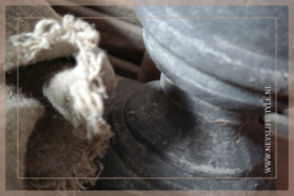 Kandelaar Majestic| dark grey S