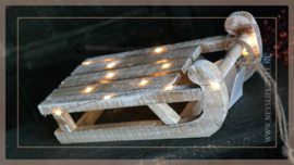 Slee hout   LED