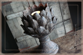 Theelicht artisjok | hoog