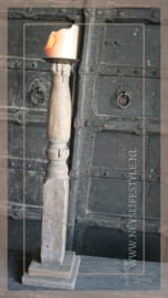 Kandelaar tafelpoot 3 | hout