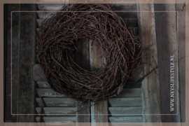 Krans holy twig | 35 cm