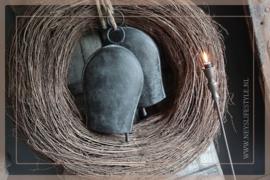 Zago klok/bel black | L