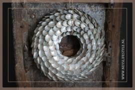Krans Pulchirma | Silver | 38 cm