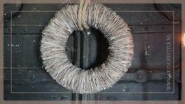 Krans Mactan grey |  35 cm