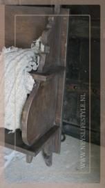 Wand trunk/kapstok | dark brown