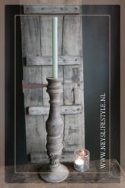 Kandelaar Brugge | grey