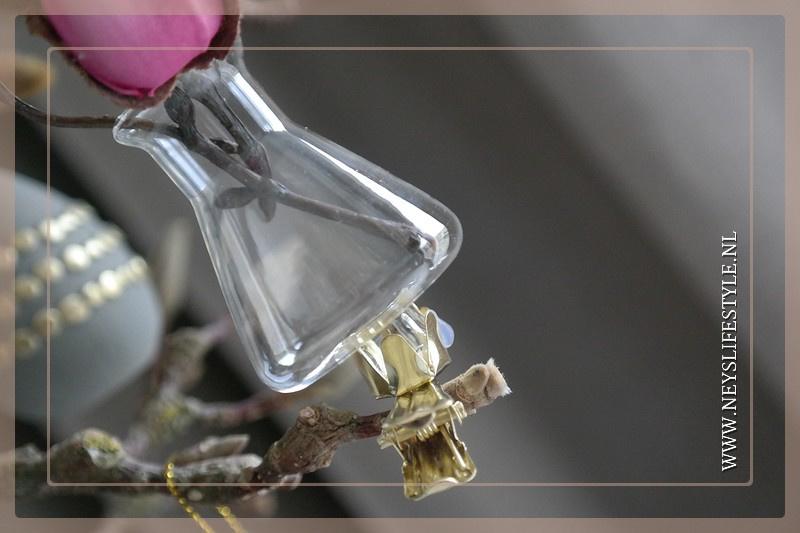 Mini vaas set | glas
