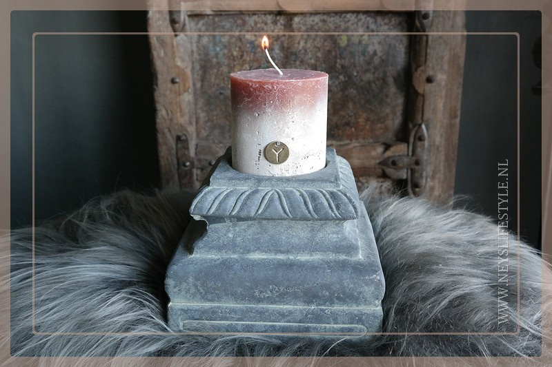 Ornament candleholder | Majestic