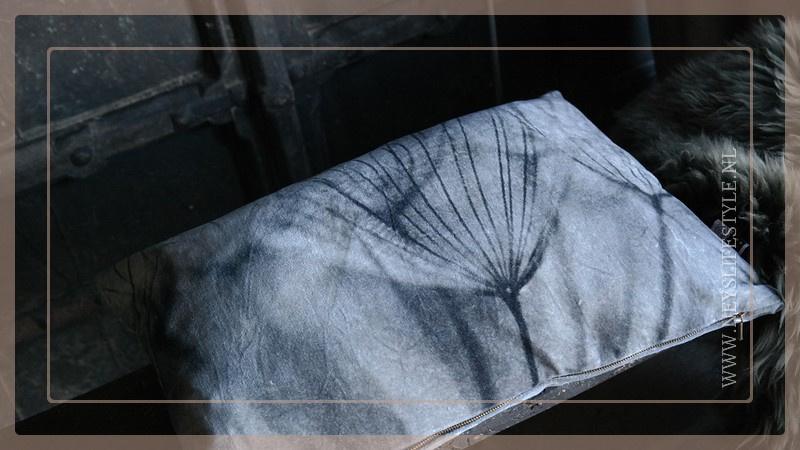 Kussen fluweel 50 x 35 cm | Berenklauw