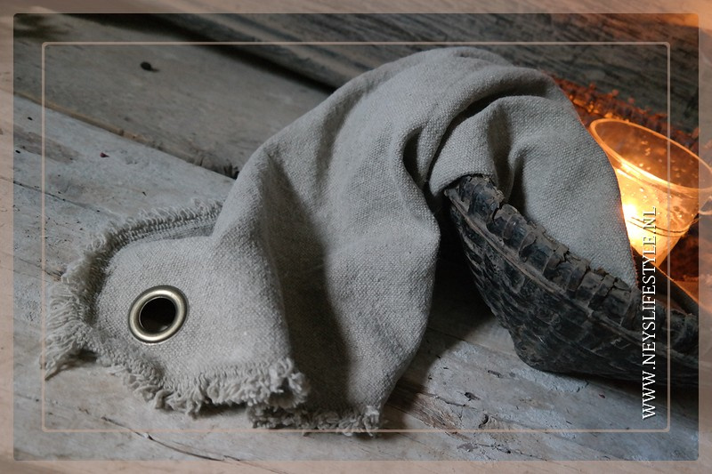 Linnen doek RAW | 70 x 70 cm