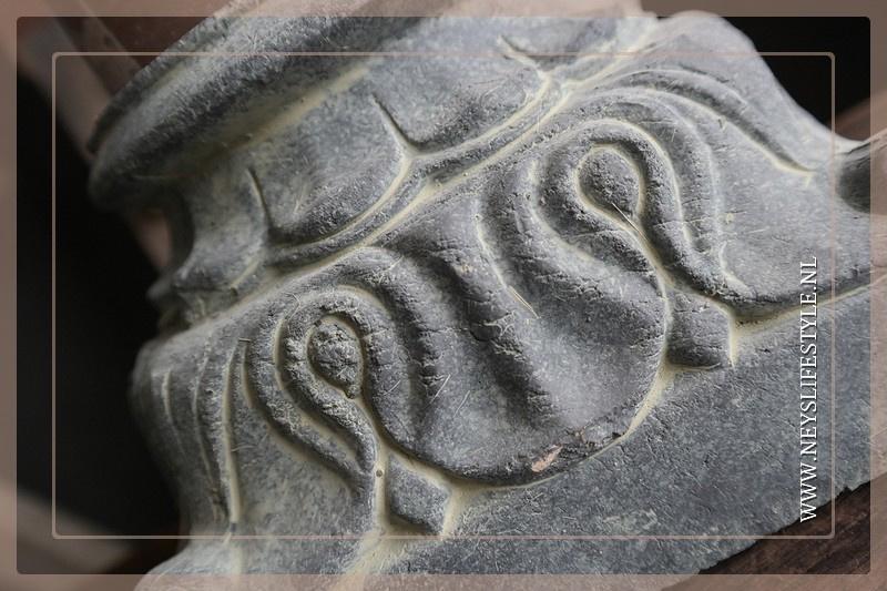 Kaarsenhouder Majestic | grey M