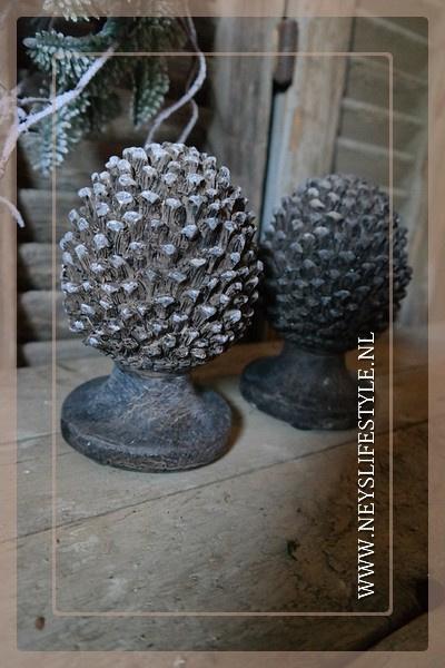 Ornament Dennenappel | XS