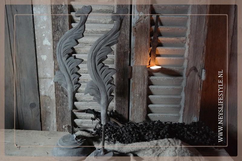Ornament Veer   grey