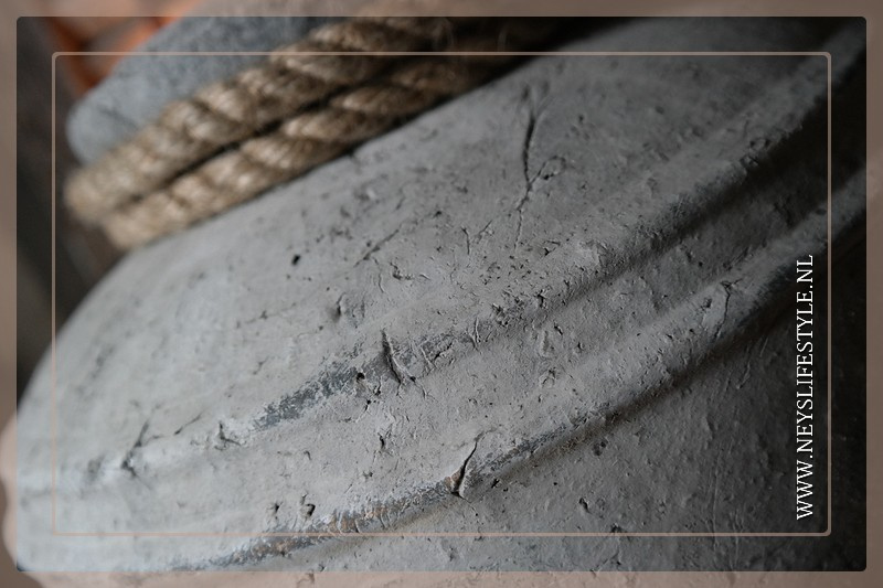 Kruiklamp Camila | grey