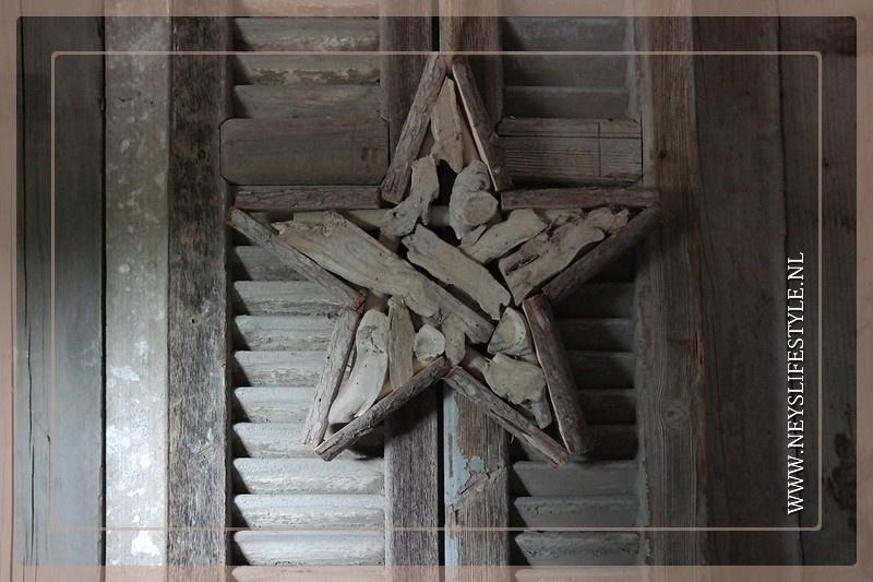 Ster hanger | driftwood
