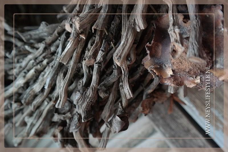 Krans Botay | Naturel | 50cm