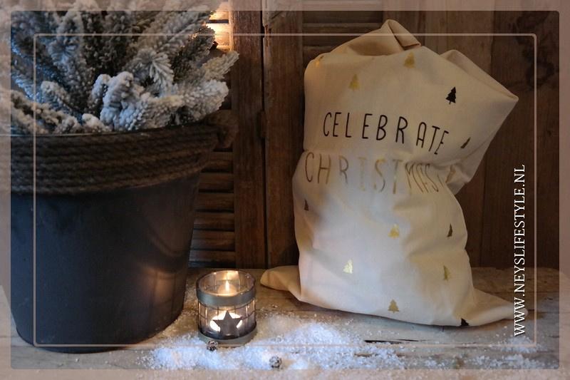 Gift bag Noel | Celebrate S