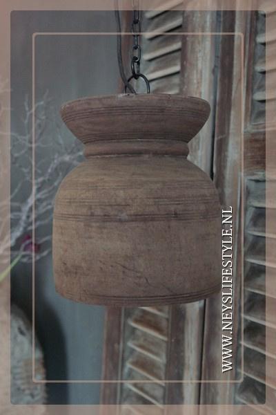 Hanglamp Kruik