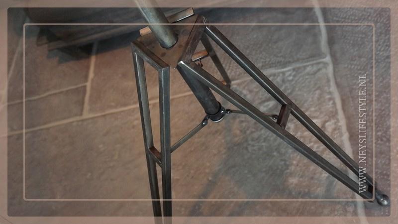 Vloerlamp Marco | metaal 138 cm