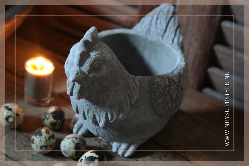 Kip pot | grey