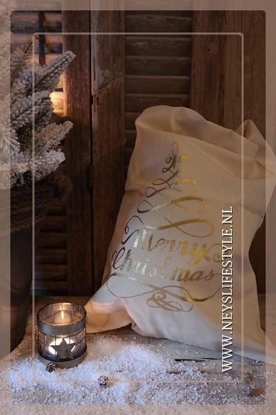 Gift bag Noel | Merry Christmas S
