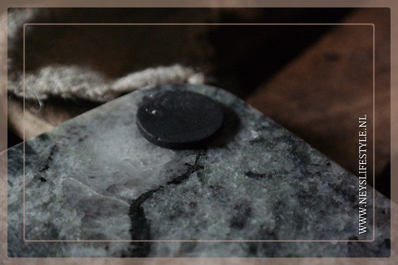 Chopboard marmer | rond S