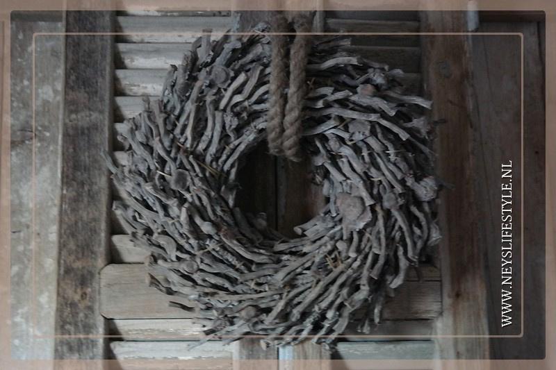 Krans Botay | Grey | 40cm