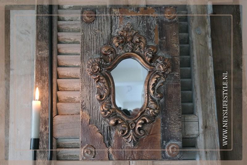 Spiegel Castle | hout