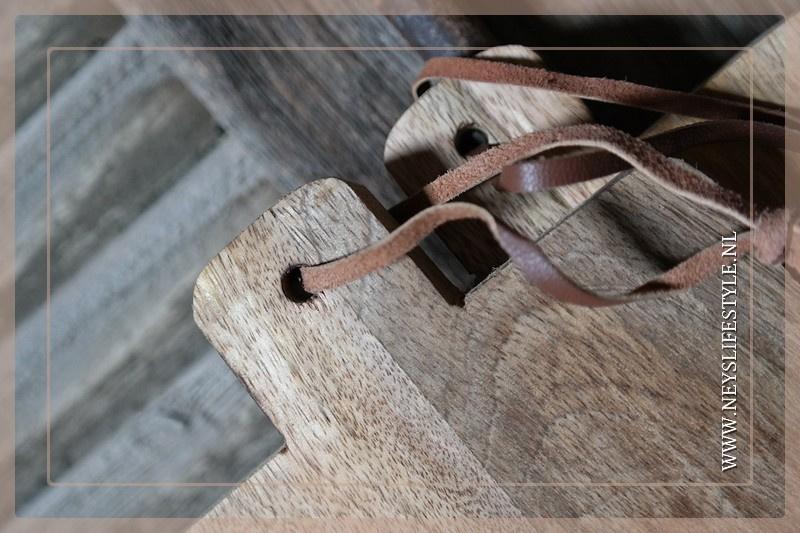 Snij/serveer plankje | hout