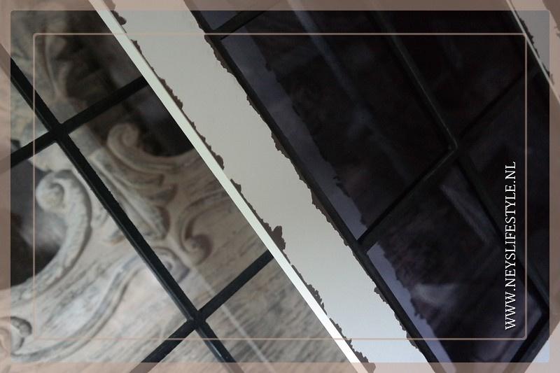 Stalraam halfrond | blanco