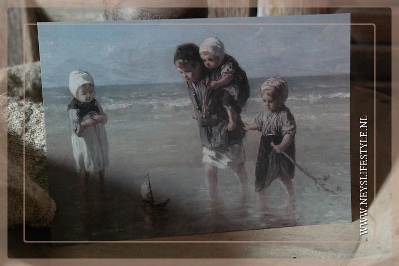 Kaart| Kinderen van de zee
