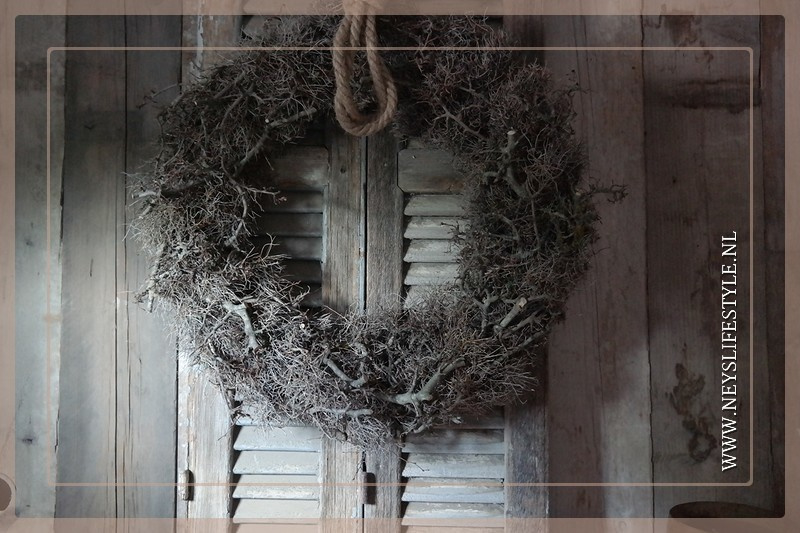 Krans bonsai Iron |  65 cm