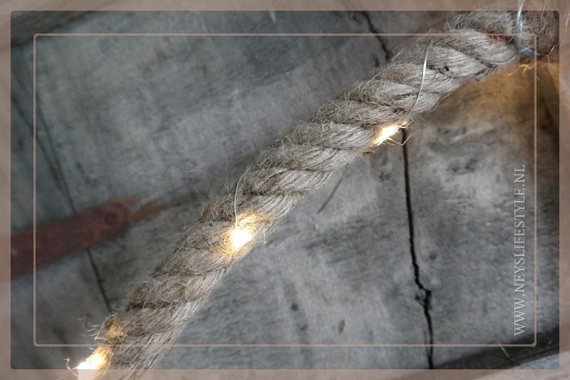 LED hanger ring touw | L