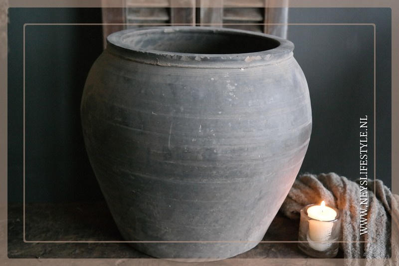 Chinese kruik/pot | L