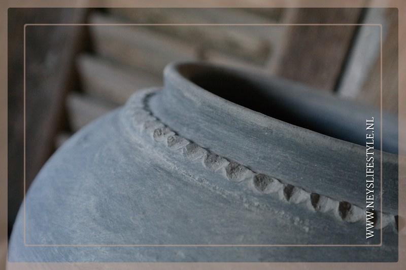 Claypot grey | Nina