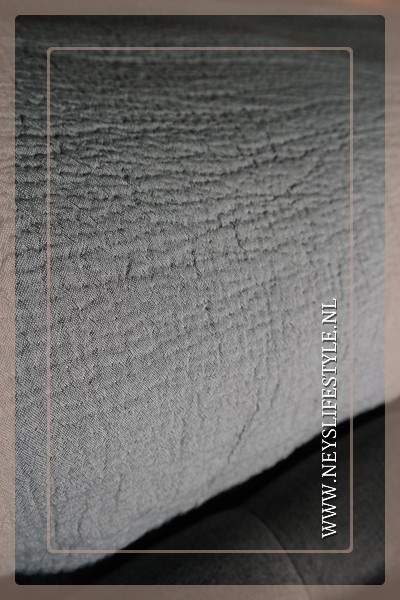 Sprei Denver zand | 180 x 260 cm