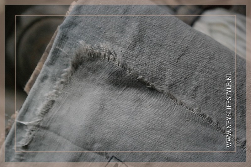 Plaid linnen 140 x 110 cm| zand