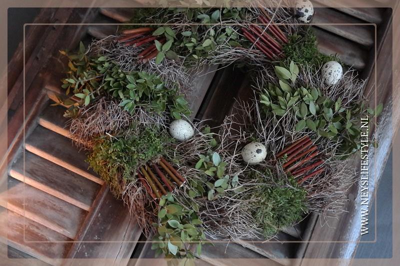 Krans Easter | 35 cm