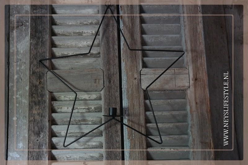 Star hanger metaal | M