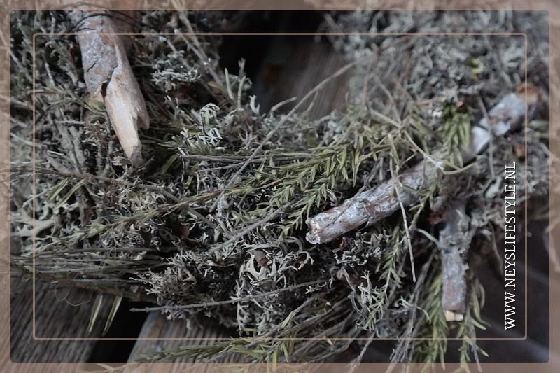 Herbal krans | 27 cm