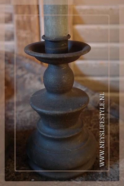 Kaarsenhouder Dave | roest