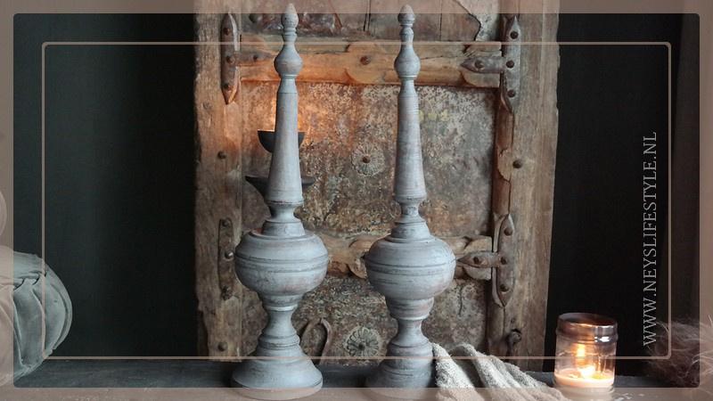 Pinakel hout   greywash