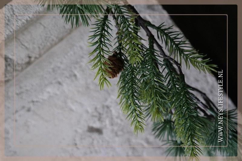 Guirlande dennentak | pine