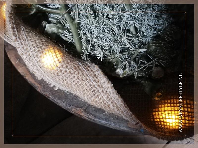 LED lint jute | 150 cm