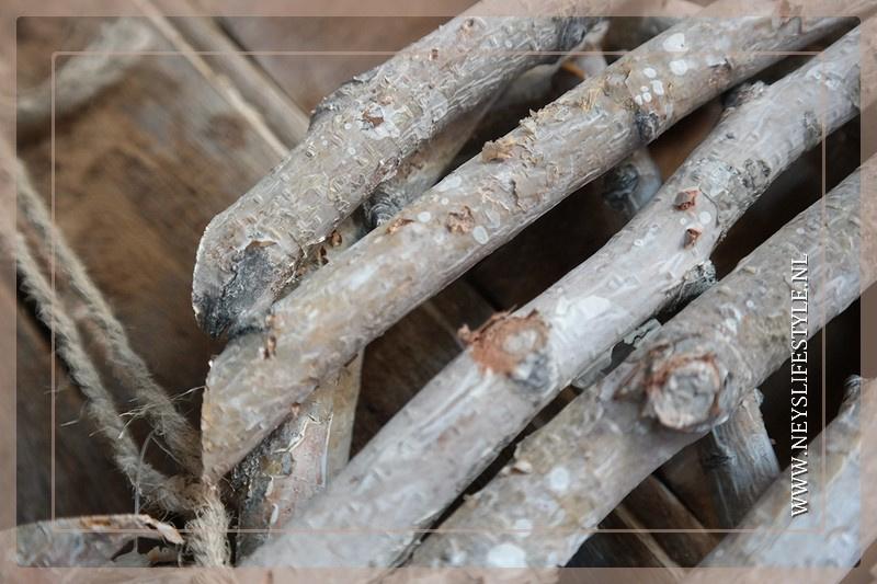 Krans hart birch twig | 37 cm
