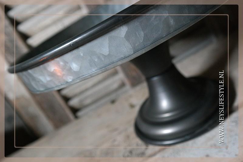 Etagère zink   36 cm