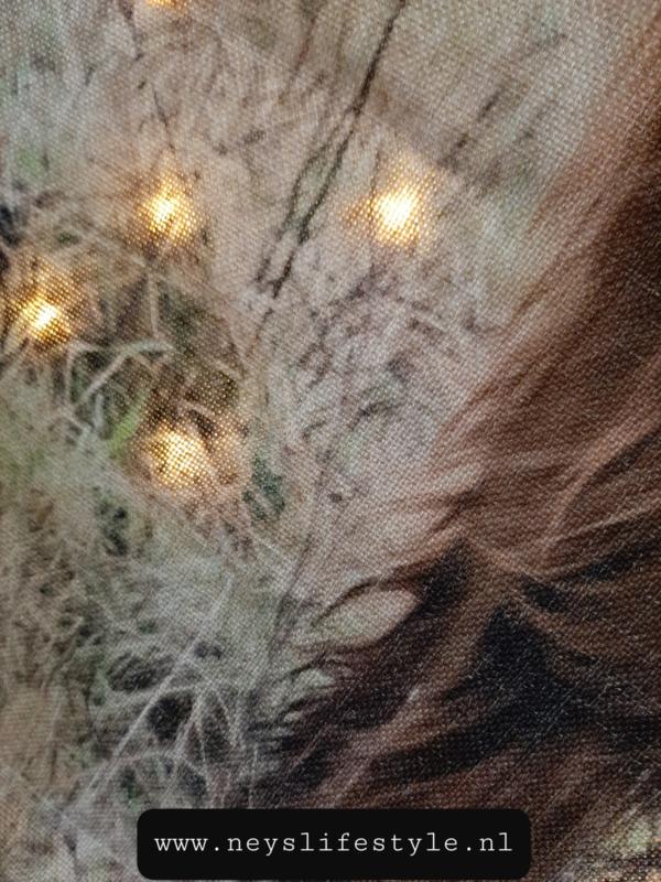 Wanddoek Hooglander  | LED